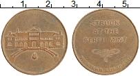 Изображение Монеты Австралия Жетон 0 Бронза XF Западная австралия