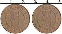 Изображение Монеты Япония Жетон 0 Латунь XF Гранд казино