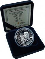 Изображение Подарочные монеты Армения 1000 драм 2019 Серебро Proof 125 лет со дня рожде