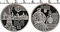 Изображение Мелочь Украина 5 гривен 2020 Медно-никель Prooflike 920 лет г.Дубно