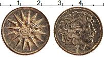 Изображение Монеты Греция Жетон 0 Латунь VF Александр Македонски