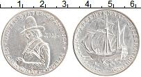 Изображение Монеты США 1/2 доллара 1920 Серебро UNC- Отцы пилигримы