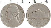 Изображение Монеты США 5 центов 1940 Медно-никель XF