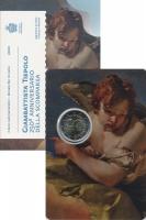 Изображение Подарочные монеты Сан-Марино 2 евро 2020 Биметалл UNC 250 лет со дня рожде