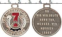 Изображение Монеты ГДР Медаль 0 Алюминий UNC- Лучшему работнику 7