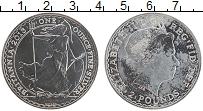 Изображение Монеты Великобритания 2 фунта 2013 Серебро UNC- Елизавета II. Британ