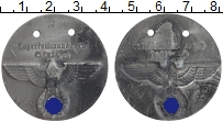 Изображение Значки, ордена, медали Третий Рейх Жетон 0 Алюминий XF