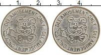 Изображение Монеты Великобритания Жетон 0 Медно-никель XF Игровой жетон
