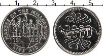 Изображение Монеты Австрия Жетон 2000 Медно-никель UNC- Миллениум