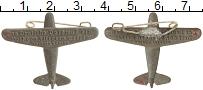 Изображение Значки, ордена, медали Третий Рейх Значок 0 Железо XF Зимняя помощь в поль