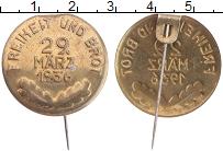 Изображение Значки, ордена, медали Третий Рейх Значок 1936 Бронза XF Значок парламентским