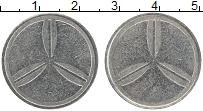 Изображение Монеты Европа Жетон 0 Медно-никель XF Для автоматов