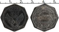 Изображение Монеты Мексика Жетон 0 Медно-никель XF Гран-при Мексики