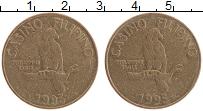 Изображение Монеты Филиппины Жетон 1995 Латунь XF