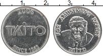 Изображение Монеты Великобритания Жетон 2006 Медно-никель XF Игровой жетон