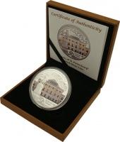 Изображение Подарочные монеты Малави 20 квач 2010 Серебро Proof