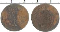 Изображение Монеты Франция 1 лиард 1657 Медь VF D. Людовик XIV