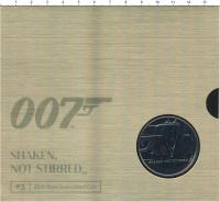 Изображение Подарочные монеты Великобритания 5 фунтов 2020 Медно-никель UNC Третья монета из сер