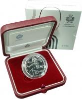 Изображение Подарочные монеты Сан-Марино 5 евро 2020 Серебро Proof Чемпионат малых госу