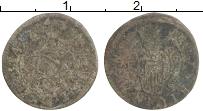 Продать Монеты Монфорт 1 крейцер 1714 Серебро
