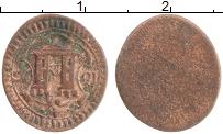 Продать Монеты Равенсбург 1/4 крейцера 1695 Медь