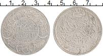 Изображение Монеты Йемен 1 риал 1948 Серебро XF