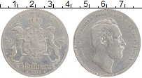 Изображение Монеты Швеция 4 риксдалера 1869 Серебро XF Карл XV