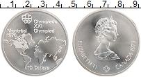 Изображение Монеты Канада 10 долларов 1973 Серебро UNC Елизавета II. XXI Ле