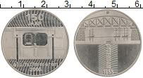 Изображение Монеты Нидерланды Жетон 2005 Медно-никель UNC- 150 лет Роттердаму