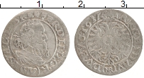 Изображение Монеты Австрия 1 крейцер 1627 Серебро XF- Фердинанд II