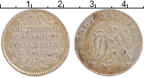 Изображение Монеты Бавария Жетон 1792 Серебро XF
