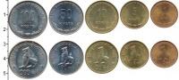 Изображение Наборы монет Мьянма Мьянма 1999 1999  UNC