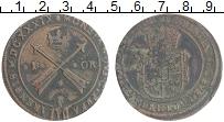 Изображение Монеты Швеция 1 эре 1639 Медь VF