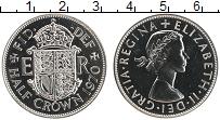 Изображение Монеты Великобритания 1/2 кроны 1970 Медно-никель Proof