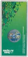 Изображение Подарочные монеты Россия 25 рублей 2012 Медно-никель UNC