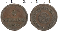 Изображение Монеты Швеция 1/4 скиллинга 1800 Медь XF Густав IV Адольф