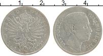 Изображение Монеты Италия 1 лира 1907 Серебро XF Витторио Эмануил III