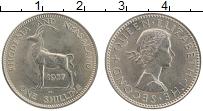 Продать Монеты Родезия 1 шиллинг 1957 Медно-никель