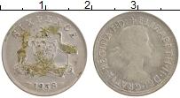 Изображение Монеты Австралия 6 пенсов 1958 Серебро XF Елизавета II.