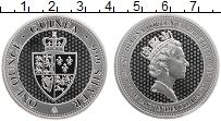 Продать Монеты Остров Святой Елены 1 фунт 2019 Серебро