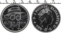 Продать Монеты Великобритания 2 фунта 2020 Серебро