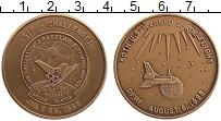 Изображение Монеты США Жетон 1985 Медь UNC Космос. 51F-Челлендж