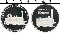 Изображение Монеты Германия Медаль 0 Серебро Proof- Локомотив Коперник