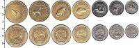 Изображение Наборы монет Башкортостан Башкортостан 2012 2012  UNC- В наборе 7 монет ном