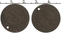 Продать Монеты Берн 4 крейцера 1789 Серебро