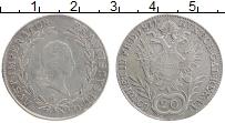 Изображение Монеты Австрия 20 крейцеров 1811 Серебро XF Франциск I