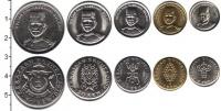 Изображение Наборы монет Бруней Бруней 2008-2011 0  UNC В наборе 5 монет ном