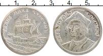 Изображение Монеты Германия Жетон 0 Медно-никель XF Христофор Колумб
