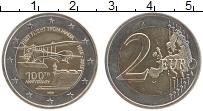 Изображение Монеты Мальта 2 евро 2015 Биметалл UNC- 100 лет первого поле