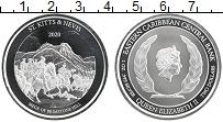 Продать Монеты Карибы 2 доллара 2020 Серебро
